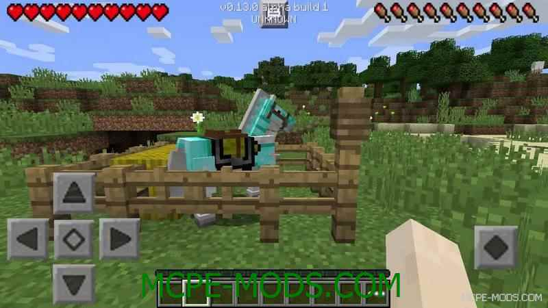 Minecraft Pocket Edition 0.13.0 build 1, 2, 3, 4