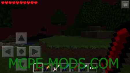 Mo' Sword Mod 0.15.3/0.15.2/0.15.1/0.15.0/0.14.3/0.14.1/0.14.0/0.13.1