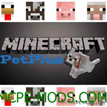 PetPlus Mod 0.9.5/0.9.0/0.8.1