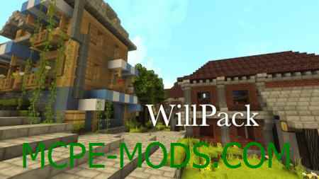 WillPack Texture Pack 0.15.3/0.15.2/0.15.1/0.15.0/0.14.3/0.14.1/0.14.0/0.13.1