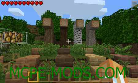 Natural Texture Pack 0.10.5/0.10.4/0.9.5
