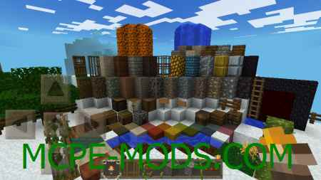 Jungle Ruins Texture Pack 0.15.3/0.15.2/0.15.1/0.15.0/0.14.3/0.14.1/0.14.0/0.13.1