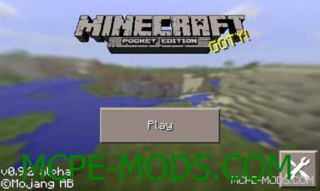 Minecraft - Pocket Edition 0.9.2
