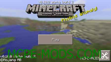 Minecraft - Pocket Edition 0.10.0 build 3