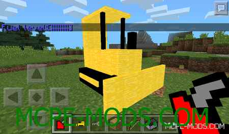 Bulldozer Mod 0.15.3/0.15.2/0.15.1/0.15.0/0.14.3/0.14.1/0.14.0/0.13.1