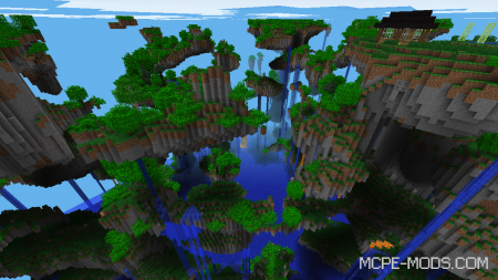 Shattered Survival Island Map