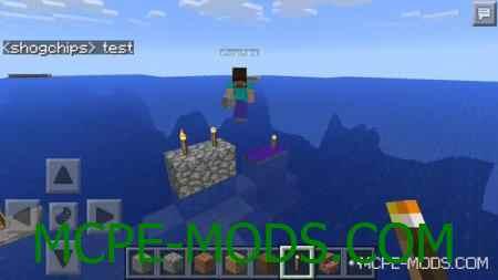 Шоги Сервантес - новый разработчик Minecraft PE!