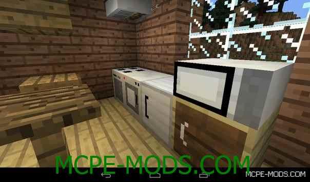 Furniture Mod 0.10.5/0.10.4