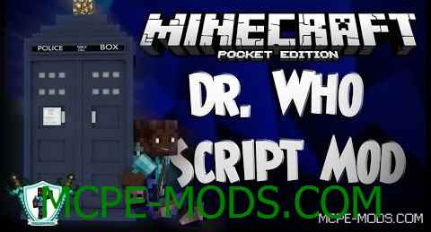 Doctor Who Mod 0.10.5/0.10.4