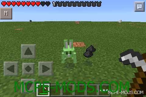 The Creebbit Mod 0.10.5/0.10.4