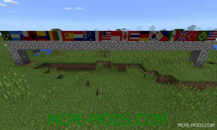Country Banners Mod 0.10.5/0.10.4