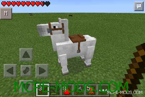 Мод-пак: Кролики, Лошади, Медведи 0.10.5/0.10.4