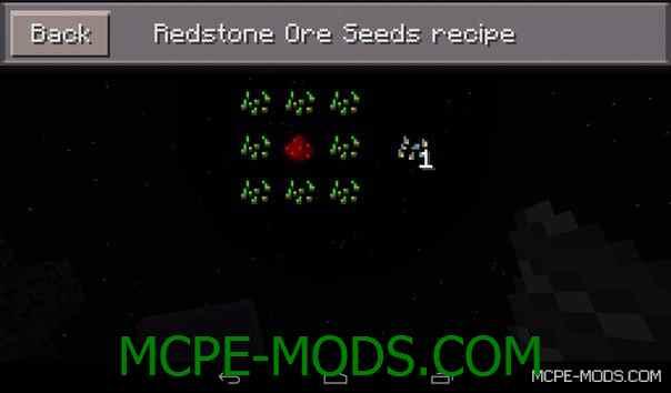 Growable Ores Mod 0.10.5/0.10.4