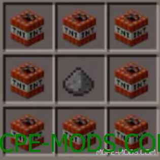 Uncontrollable Creeper Mod 0.10.5/0.10.4