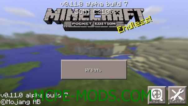 Minecraft - Pocket Edition 0.11.0 Build 7