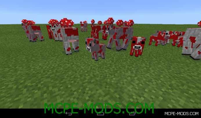 Random Mob Textures Mod 0.10.5/0.10.4