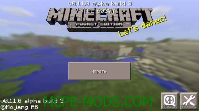 Minecraft - Pocket Edition 0.11.0 build 3