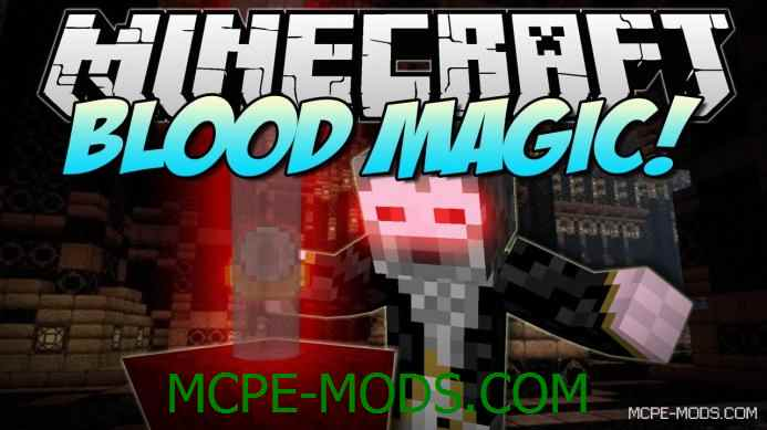 Blood Magic Mod 0.10.5/0.10.4