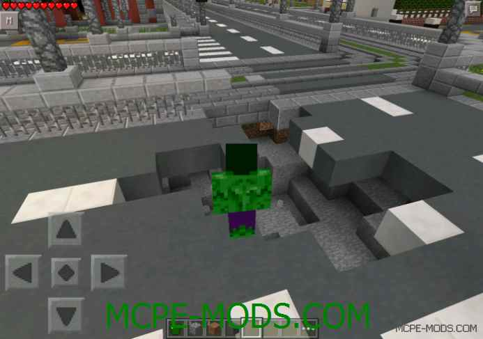 The Hulk Mod 0.10.5/0.10.4