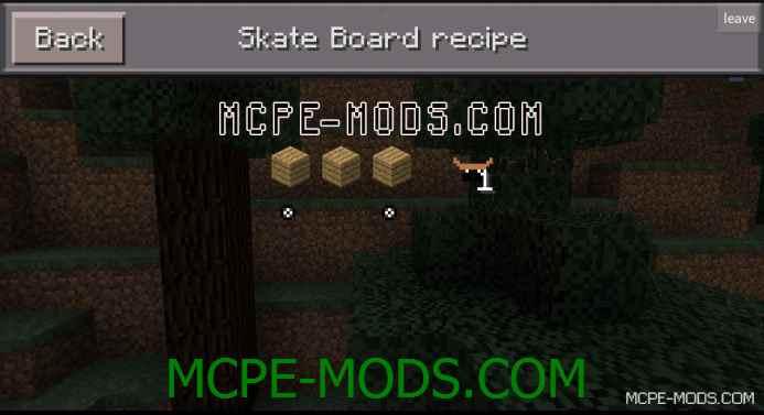 Skateboard Mod 0.10.5