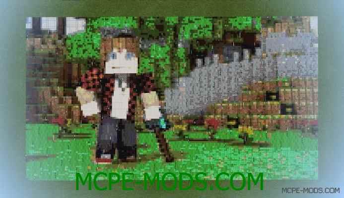 Pixel Art Generator для Android [MCPE]