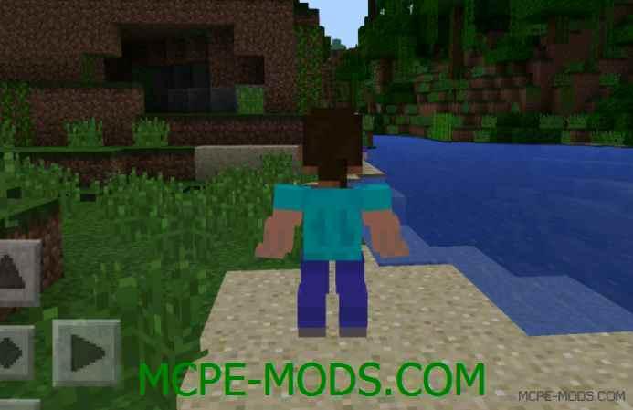 3D Player Model Mod 0.10.5