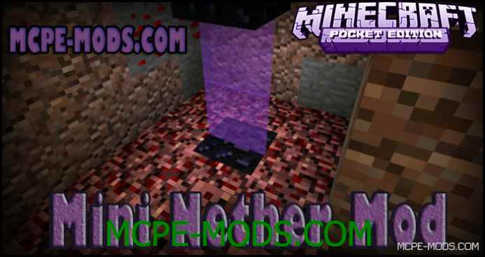 Mini Nether Mod 0.10.5