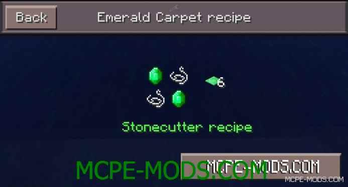 EmeraldCraft Mod 0.10.5