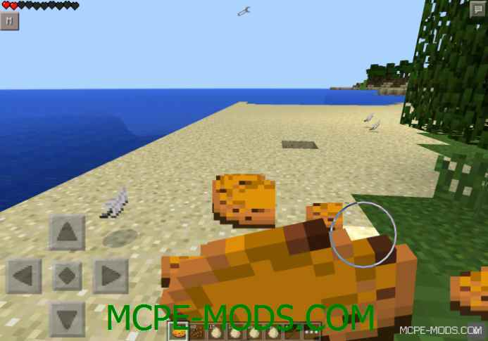 Honey Mod 0.10.5
