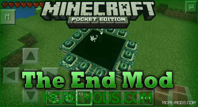 The End Mod 0.10.5