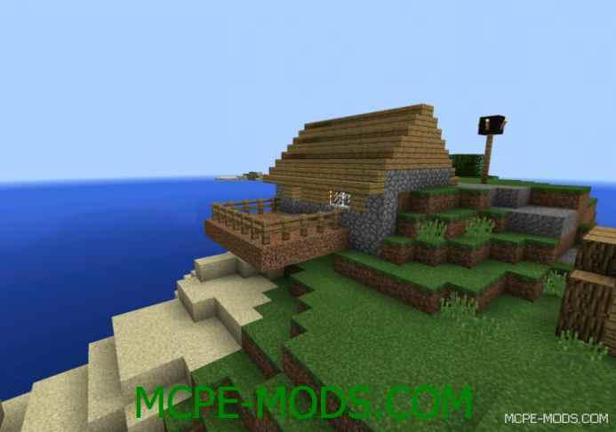 Larger Village Island Seed 0.11.1/0.10.5