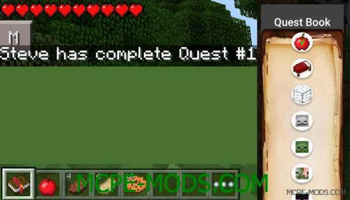 Quest Book Mod 0.10.5