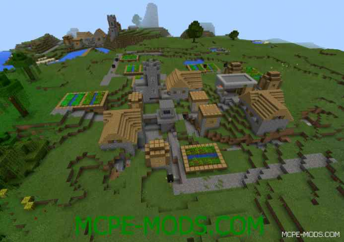 (Almost) Double Village Seed 0.11.1/0.10.5