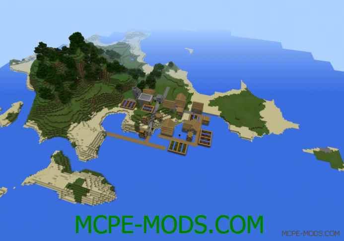 Large Island Village Seed 0.11.1/0.10.5