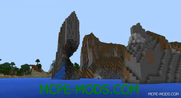 Extreme Mountains Terrain Seed 0.11.1/0.10.5