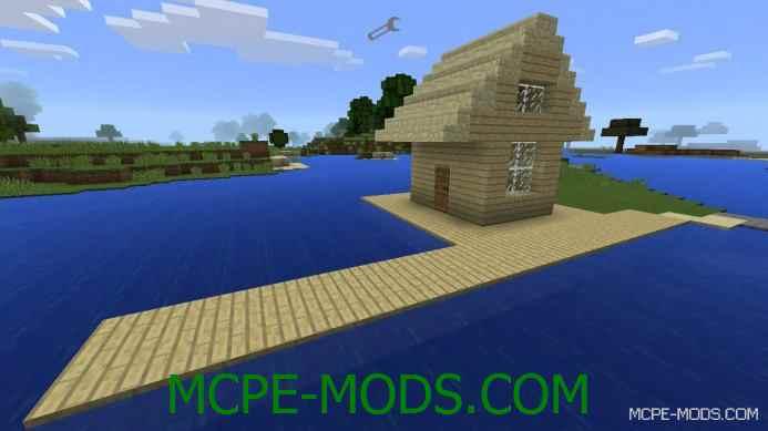 Colorable Planks Mod 0.11.1