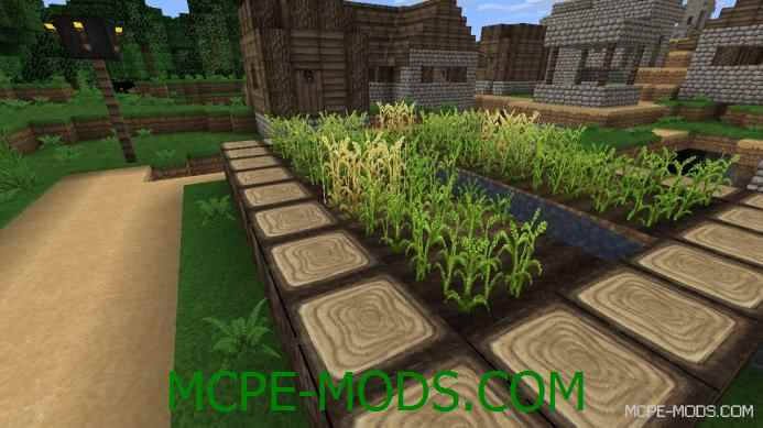 Ovo's Rustic Redemption Texture Pack 0.11.1/0.10.5