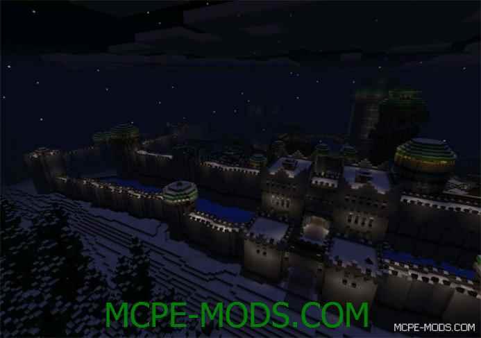 Winterfell Map