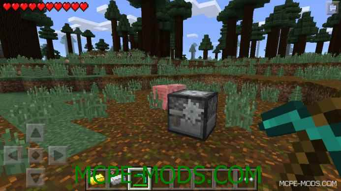 Lucky Blocks Black Mod 0.11.1