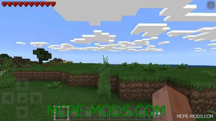 Как установить текстуры на Minecraft PE?