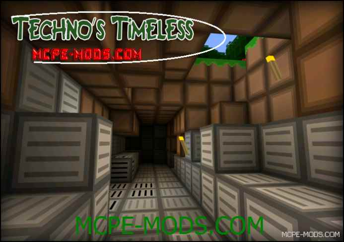 Techno's Timeless Texture Pack 0.11.1