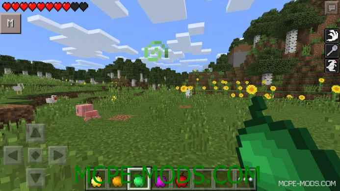 Apple Potions Mod 0.11.1