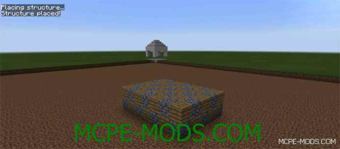Portable Structures Mod 0.11.1