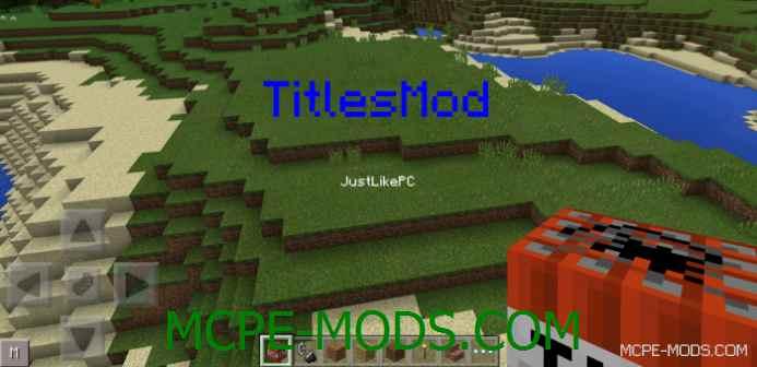 Titles Mod 0.11.1