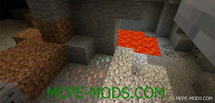 Diamonds & Mineshaft Under Spawn Seed 0.11.1