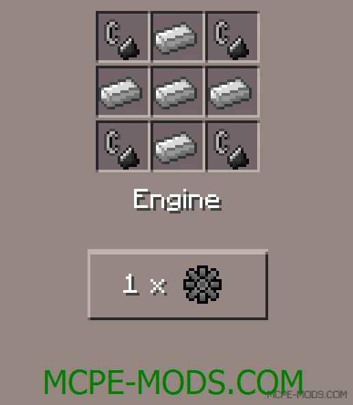 Mech Mod 0.11.1