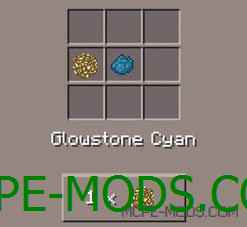 Colored Glowstone Mod 0.11.1