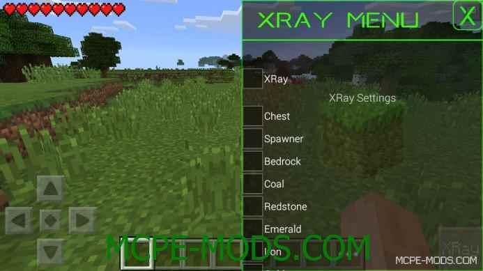 X-Ray Mod 0.11.1
