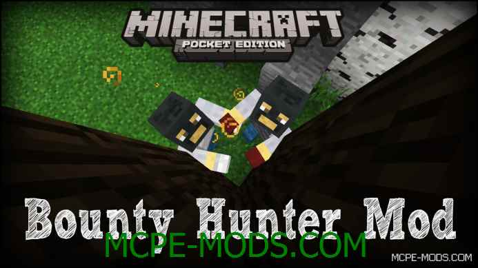Bounty Hunter Mod 0.11.1