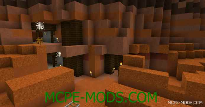 Mesa Mineshafts & Plenty of Gold Seed 0.11.1